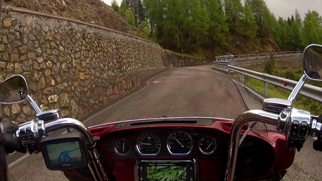 Alpen Harley Ride