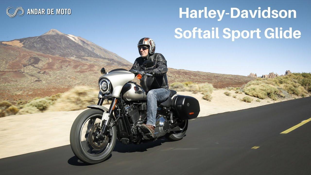 Harley Davidson Softail Sport Glide 2018   Tenerife